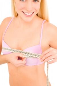 Breast augmentation 3D simulator