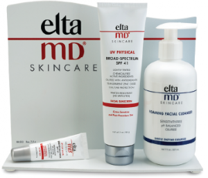 EltaMD Back to Basics Skincare and Sunscreen
