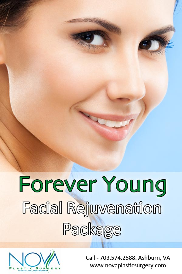Forever Young facial rejuvenation package
